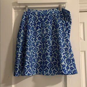 Michael Kors shift mini skirt